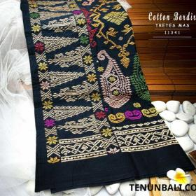 Kain Songket Bordir Bali