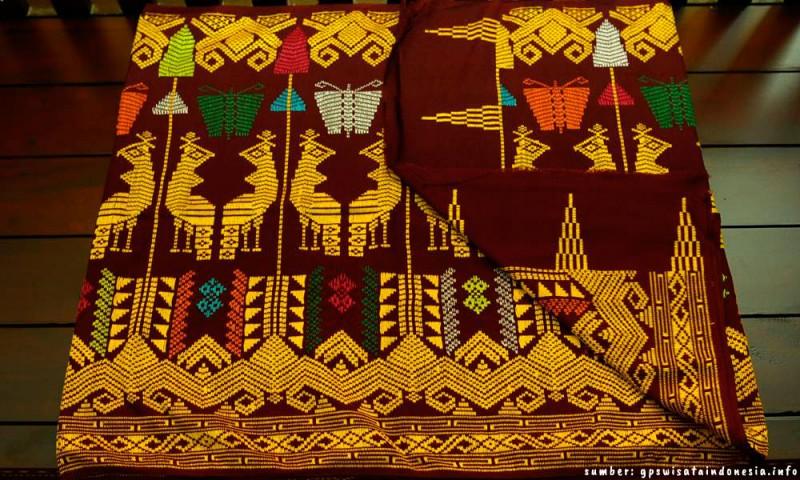 Inilah 3 Ciri Khas Kain Songket Lombok, Sudahkah Anda Tau?