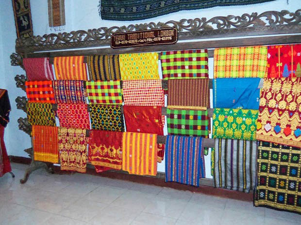 Makna dari Kain Songket Lombok